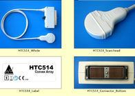 Hitachi Kompatibel Convex USG transducer Probe Untuk Ultrasound Equipment