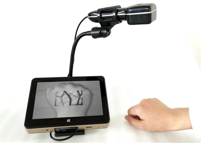 Non - Contact Infrared Vein Finder Vein Biometric Reader With 8 inch Screen