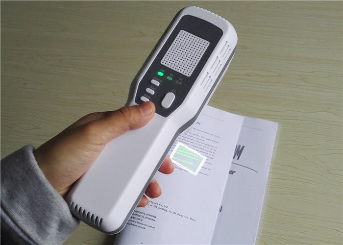 Projection Styple Near Infrared Light Portable Vein Locator For Clinicians Alignment With High Accuracy ≤0.5mm