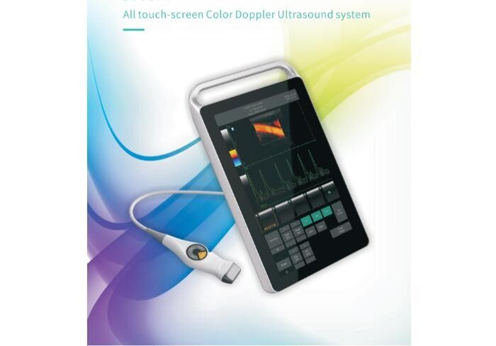 Portable Ultrasound Machine for Pregnancy Portable Ultrasound Scanner with 123 Body Marks