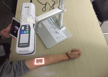 Cina 850nm 940nm Vein Locator Device Vein Finder Detektor Inframerah Vena Untuk Venipuncture pabrik